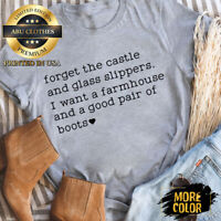 Forget The Castle And Glass Slippers  Classic T-Shirt For Men Woman