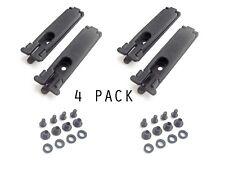 4 PACK The Mercenary Co Universal Holster/ Knife Sheath MOLLE Clip MOLLE-Lok Tek