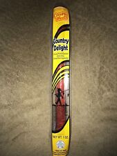 1 oz ~ Country Meats ~ MEAT STICKS~Flavored Snacks~ COUNTRY DELIGHT ~ Fundraiser