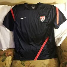 USA SOCCER JERSEY - XL - NIKE DRI-FIT