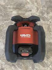 Hilti Pr 30 Hvsg Green Rotating Laser Level Withpra 30g Receiver And Battery