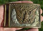 Original Civil War Eagle Sword Belt Plate Buckle