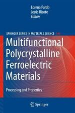 Springer Series in Materials Science: Multifunctional Polycrystalline...