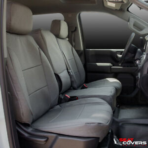 CUSTOM FIT CANVAS FRONT SEAT COVERS for the 2003-2005 Dodge Ram