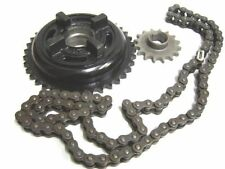 "Diamond Legend Long Lasting ""o"" Ring Chain Sprocket Kit For Royal Enfield"