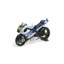 MINICHAMPS 122 143946 YAMAHA YZR-M1 model MotoGP TEST bike V Rossi 2014 1:12th