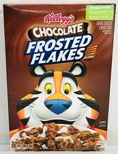 Frosted Flakes of Corn Chocolate Cereal 13.7 oz Kellogg's