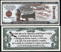 Jesse James GANG $100,000 DOLLAR LOT OF 25 BILLS