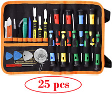 Professional Repair Tool Kit Fix iPhone Tablet Cell Phone Computers Electronics