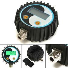 G1/4 Battery Gas Power Digital Pressure Gauge Tester Detector 0~200psi NPT1/8 **