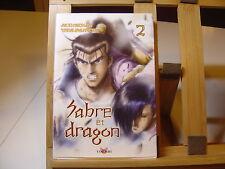 SABRE ET DRAGON N°2 TBE