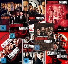 Criminal Minds - Die komplette 1. - 8. Staffel                       | DVD | 444