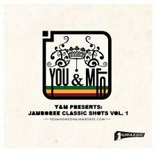 JAMBOREE CLASSICS  REGGAE & ROOTS REVIVAL MIX CD