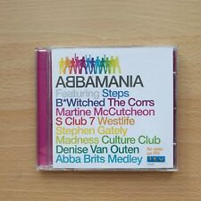 0117 ABBAMANIA CD STEPS S CLUB 7 WESTLIFE CULTURE CLUB MARTINE MCCUTCHEON CORRS