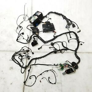 2016-2018 FORD FOCUS RS ENGINE FUSE MOTOR BAY WIRE CABLE WIRING PLUG HARNESS OEM