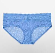 NWT WOMEN Calvin Klein Underwear stretch lace hipster panty Q D3552 S  AQUARIUM 0d82e5403