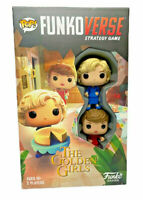 Pop! Funkoverse Strategy Game - The Golden Girls 100 - 2 Player - NISB