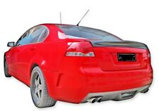 VE COMMODORE REAR BAR X2 STYLE BUMPER SEDAN COMES WITH MESH SERIES 1 AND 2