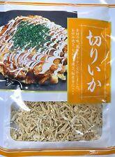 Dried Cut IKA Squid Indispensable Ingredient for Japanese MONJYAYAKI OKONOMIYAKI