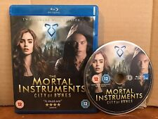 The Mortal Instruments - City Of Bones (Blu-ray, 2014)