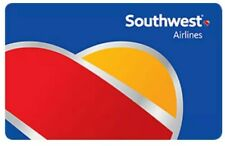 Southwest Airlines Gift Card $100 Fast Shipping!