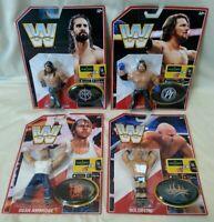 WWE - Complete Set Series 3 WWF Hasbro Style Retro WWE Wrestling Figures Mattel