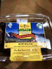 Sun date medjool DATES GOURMET California Jumbo Taille 907 g