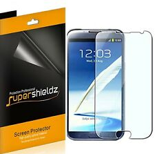 6 pcs x Matte Anti-Glare Screen Protector For Samsung Galaxy Note 2 II N7100