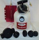 Motive Products Pressure Power Brake Bleeder Universal Pro Kit Xlt Adapter Set
