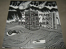 "ATOMS FOR PEACE Judge Jury and Executioner 12"" PROMO ORIG SEALED Flea Thom Yorke"