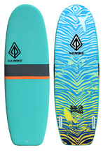 5'6 Mini Simmons Soft-top Surfboard - Green - Paragon Surfboards