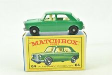 Matchbox #64 M.G. 1100 Green Car with Box
