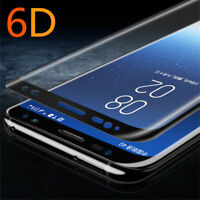 For Samsung Galaxy Note 9 Curved 6D Full Cover Tempered Glass Screen Protector