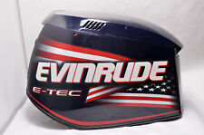 Evinrude Etec Outboard Cowling hood 200hp H.O. 2004-08 285632, 285630 (F06-2331)