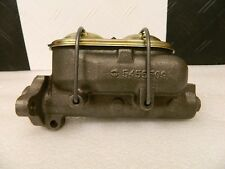 Original Restored GM 1972 Chevrolet Corvette Brake Master Cylinder ZC NCRS