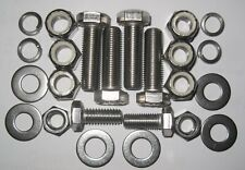 Triumph Spitfire Engine Mounting Fitting Kit (Stainless Steel).