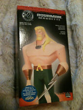 DC Direct:  AQUAMAN MAQUETTE FROM THE JUSTICE LEAGUE ANIMATED SERIES MIB