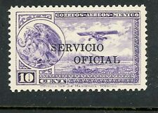 Mexico Scott #Co 30 Only 240 stamps issued Signed Mint Og very Lh Beauty! Scarce