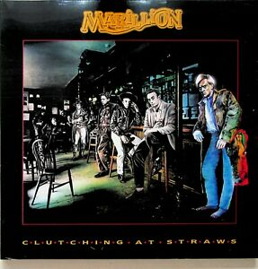 Marillion – Clutching At Straws 2-LP (NEW 2019 Vinyl/2018 Remix) Fish Rock 1987