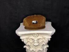 Supreme x Starter Corduroy Snapback Brown And Gun Metal Hat Cap