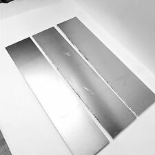 ".375"" thick 6061 Aluminum PLATE  6.625"" x 27"" Long QTY 3 Flat Stock sku137073"