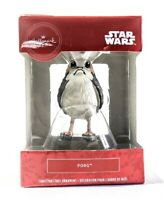 Hallmark Star Wars  PORG™  Christmas Tree Ornament 2019, #2HCM5670