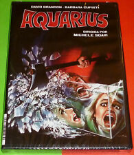 AQUARIUS / DELIRIA Stage Fright - English Español DVD R2 Precintada