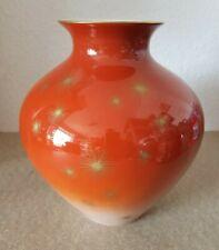 Große sehr dekorative 50er Jahre Porzellan Vase Hutschenreuther Arzberg (G995)xx