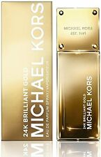 "Michael Kors "" 24K BRILLIANT GOLD""  EDP Spray 1 fl oz. NEW/SEALED~ MSRP $58"