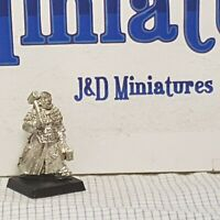 GW Citadel Warhammer The Empire Warrior Priest of Sigmar 3 2 Hand Weapons Metal