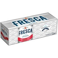 Fresca Strawberry Citrus Sparkling Soda Water (Pack Of 12)