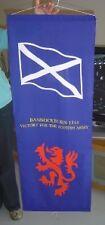 Scotland Bannockburn 1314 Flag Wall Pennant Scotland Flag