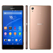 Teléfonos móviles libres Android Sony Xperia Z3 con memoria interna de 16 GB