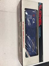 """1987 Lionel Train """"0"""" and """"027"""" Gauge Rolling Stock (I Love California)"""